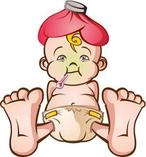 Jak radzić sobie z gorączką u małego dziecka?