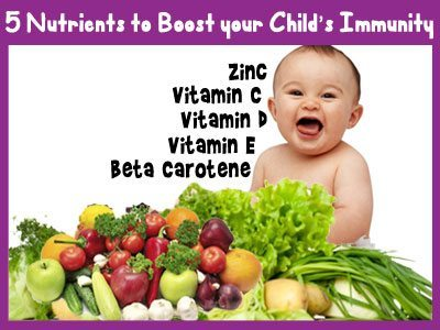 Jak wzmocnić odporność dziecka? Sposoby na większą odporność u dzieci
