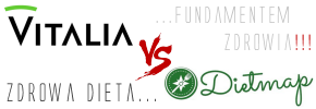 Porównanie Vitalia.pl & DietMap.pl