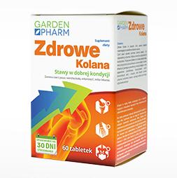 Suplement Zdrowe kolana