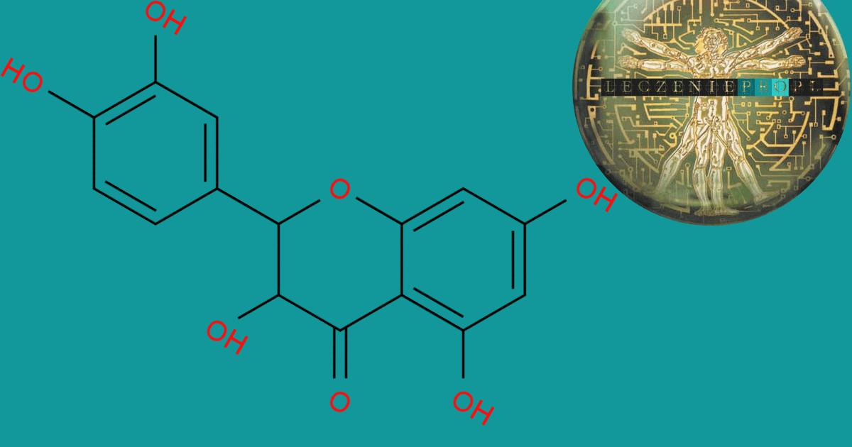 Taksyfolina, dihydrokwercetyna czy witamina P bajkalska? Syberyjski przeciwutleniacz jako inicjator przełomów leczniczych i jeden z najskuteczniejszych antyoksydantów synergistycznych! KOMPENDIUM