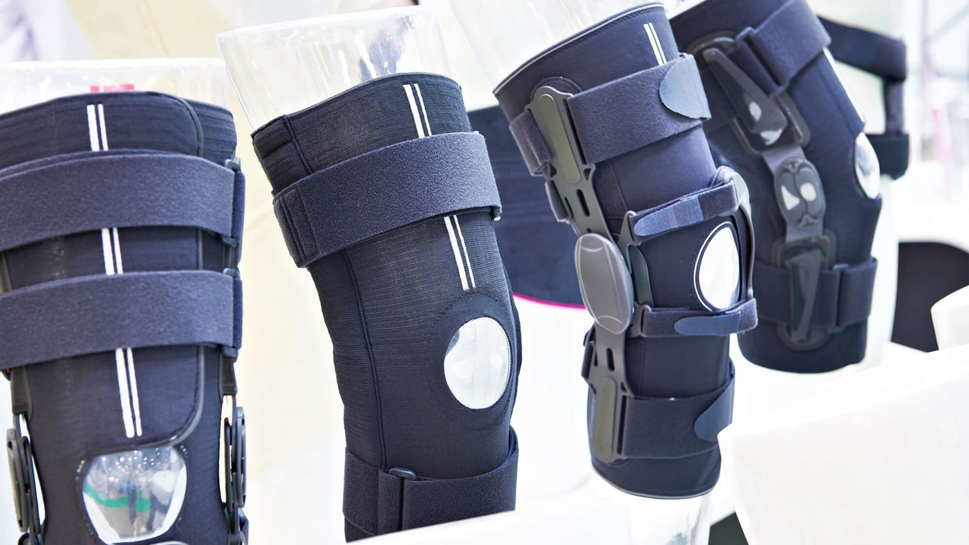 Akcesoria ortopedyczne odpowiednie do samodzielnego użytkowania