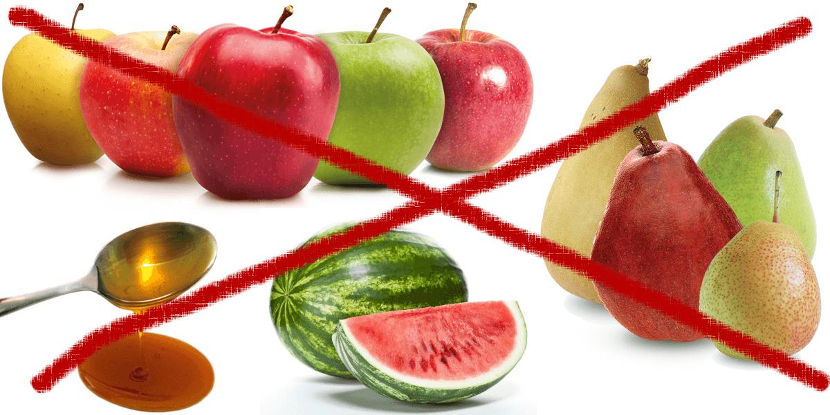 Nietolerancja fruktozy. Przyczyny schorzenia i dieta lecznicza